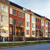 Townhomes of Toronto Centre